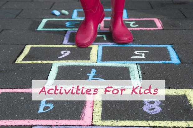 Digital Detox Activities For Kids